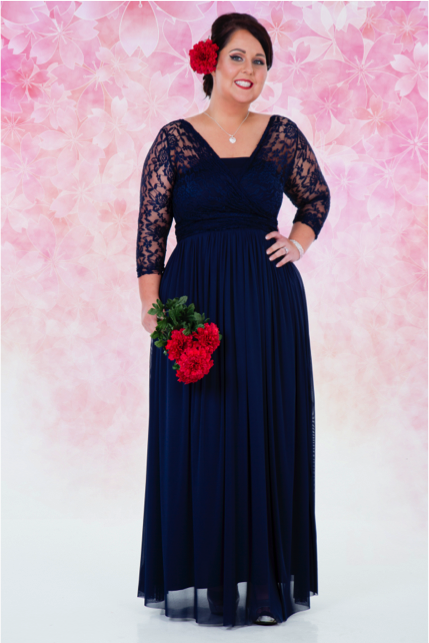 PLUS SIZE SPECIAL OFFER! 4 colours to choose! | Infinity Dresses