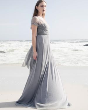Glitter Infinity Dress