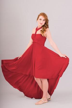 Cascade Infinity Dress