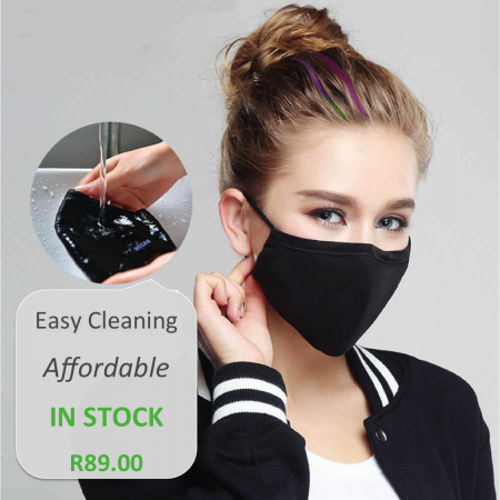 Buy 3 Ply Face Mask South Africa, JHB, PTA, CT